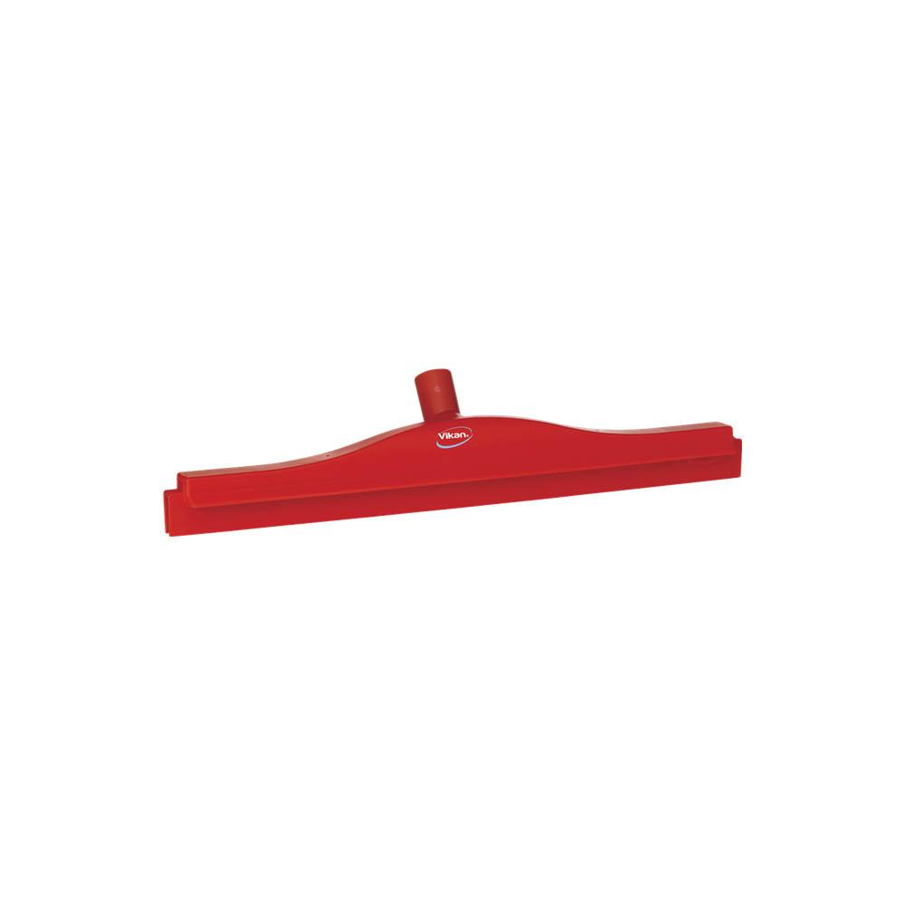 2C stěrka s dvoj.čepelí,ot.objímkou,505mm červená, ks - Čisticí přípravky pro kuchyně, restaurace a do myček nádobí