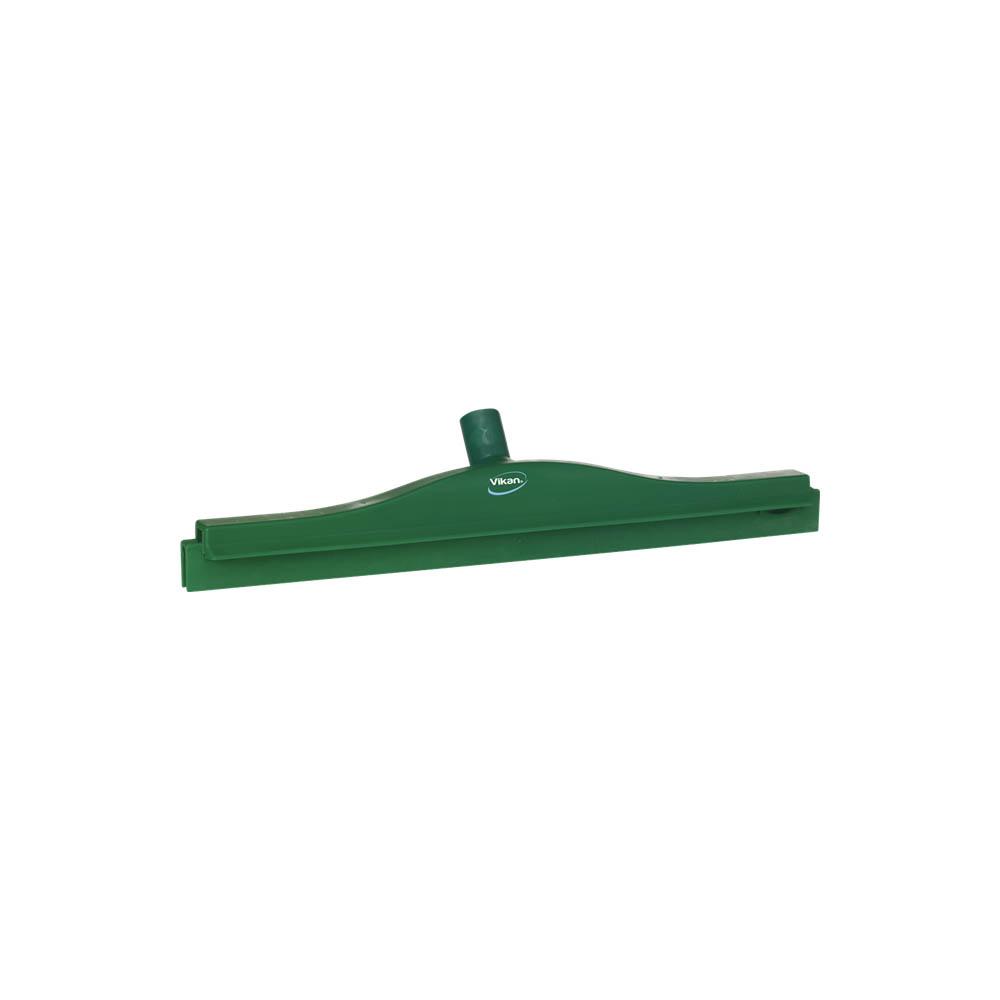 2C stěrka s dvoj.čepelí,ot.objímkou,505mm zelená, ks - Čisticí přípravky pro kuchyně, restaurace a do myček nádobí