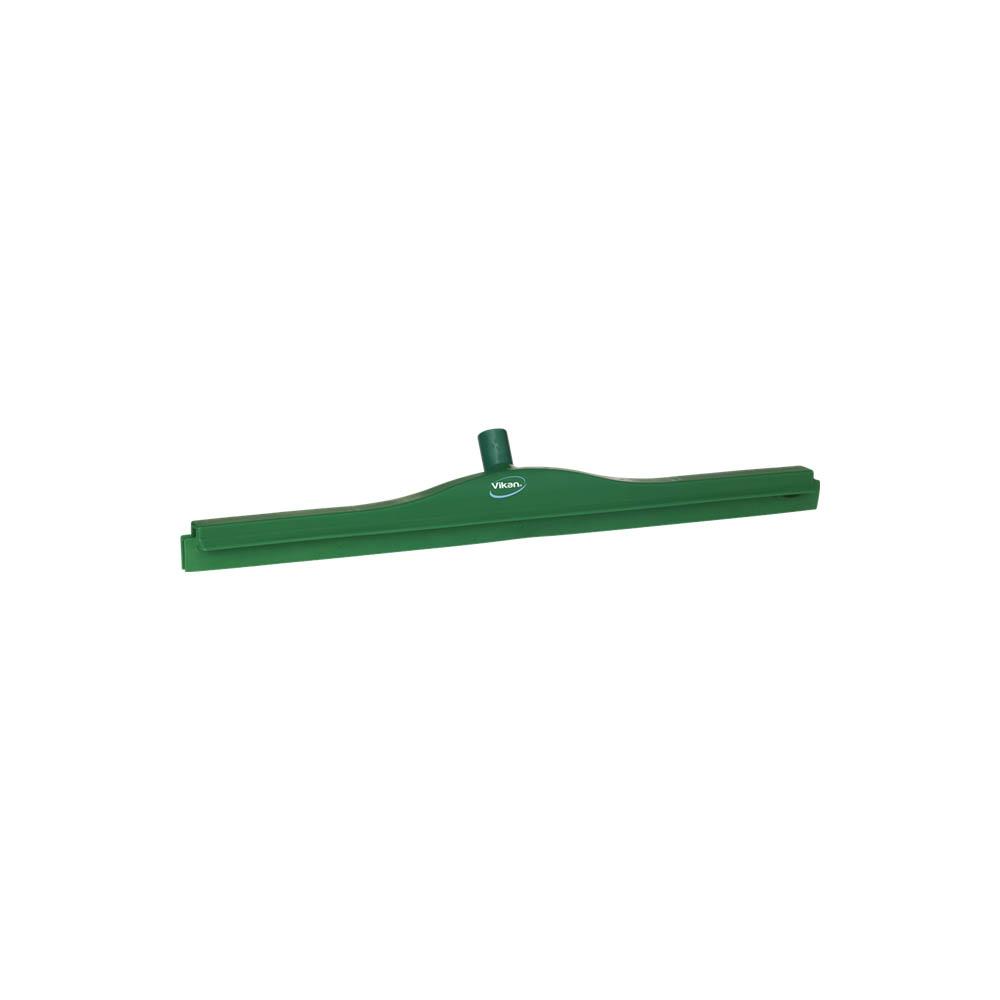 2C stěrka s dvoj.čepelí,ot.objímkou,700mm zelená, ks - Čisticí přípravky pro kuchyně, restaurace a do myček nádobí