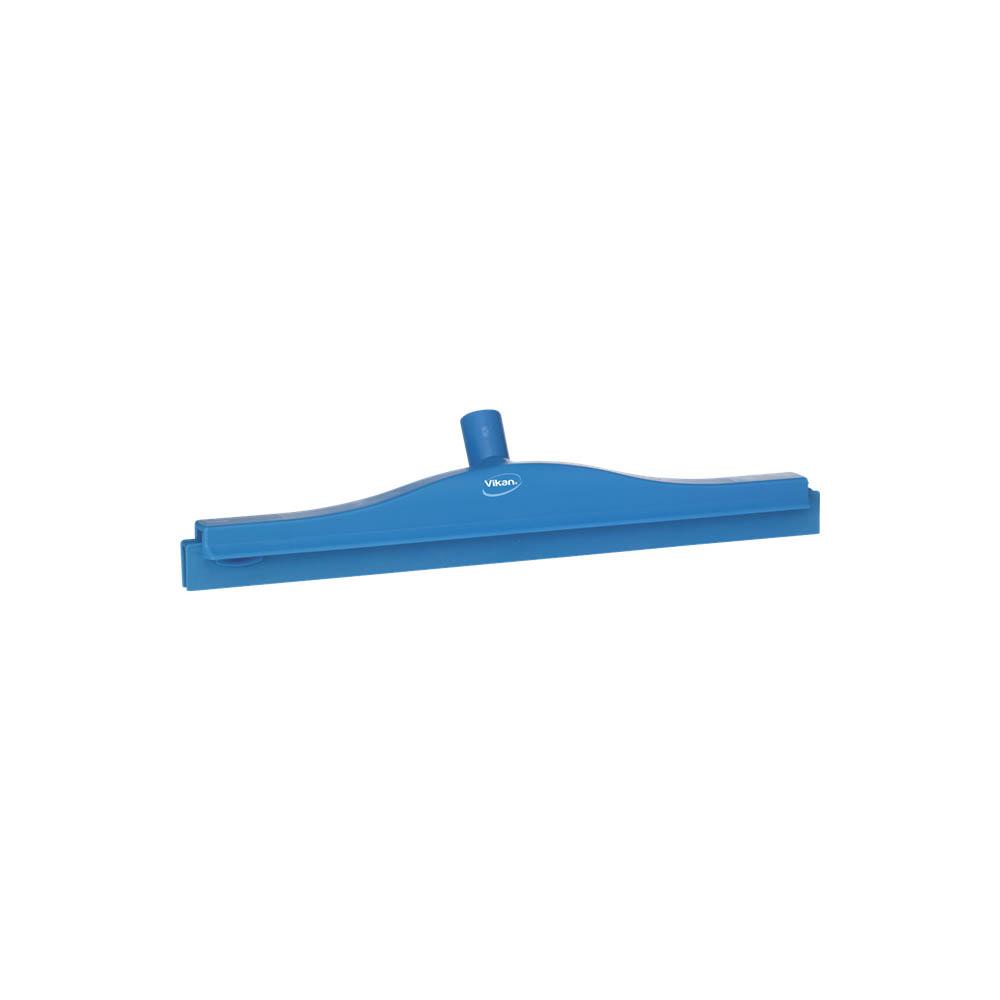 2C stěrka s dvoj.čepelí,ot.objímkou,505mm modrá, ks - Čisticí přípravky pro kuchyně, restaurace a do myček nádobí