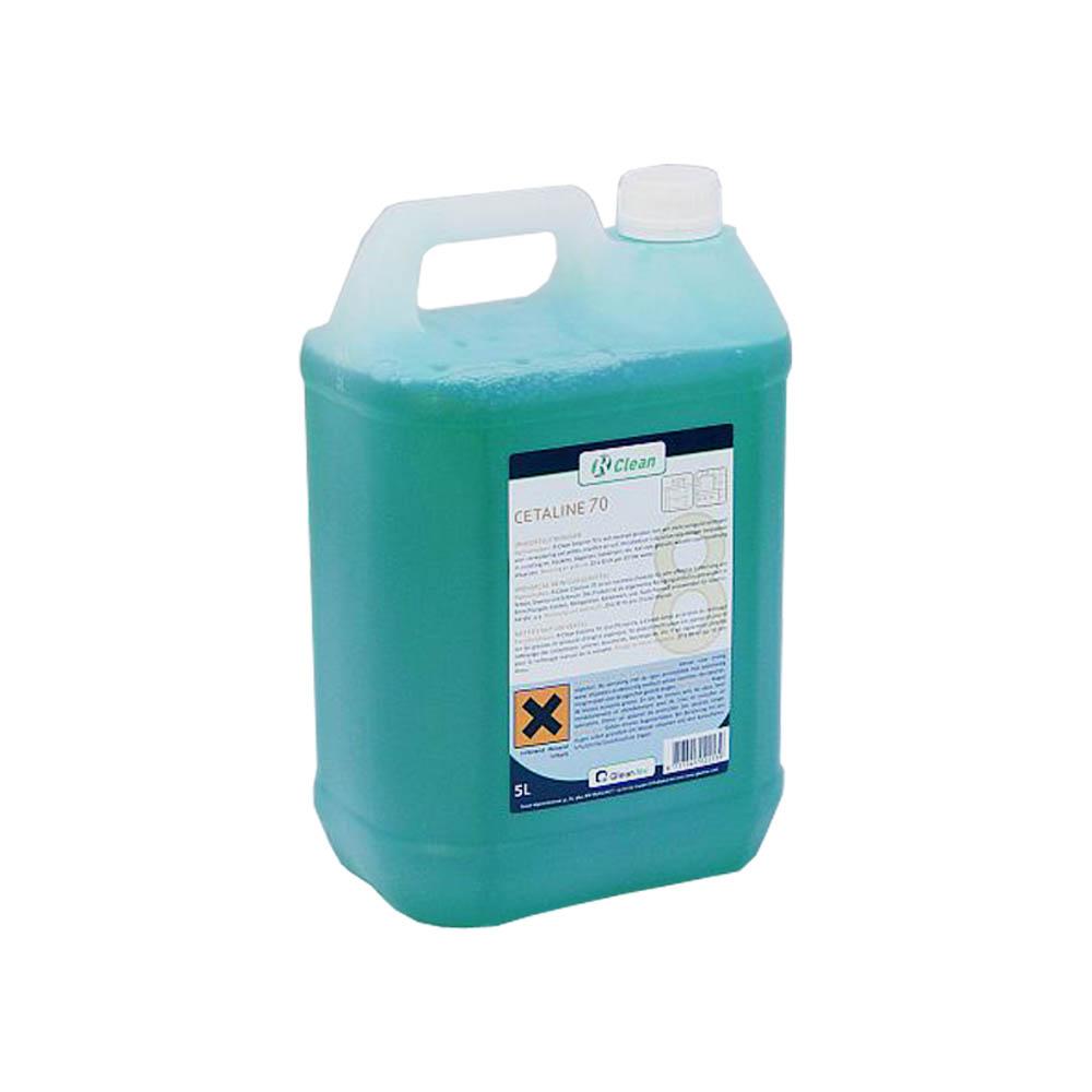 R-Clean Cetaline 70 2x5l - Čisticí přípravky pro kuchyně, restaurace a do myček nádobí