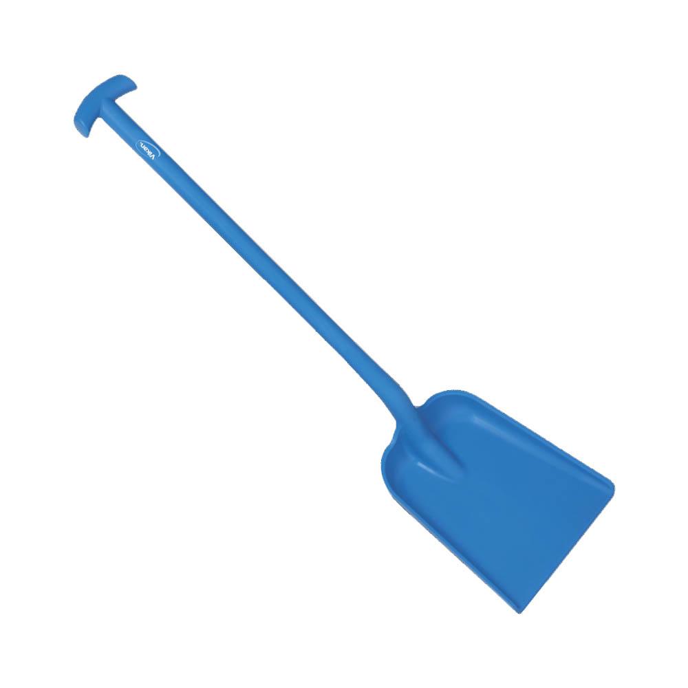 * Lopata T úchyt, 1030mm, modrá - Čisticí přípravky pro kuchyně, restaurace a do myček nádobí